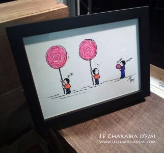 dessin_original_encadre_lecharabiademi