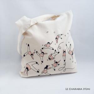 Tote-Bag_Lecharabiademi_série_limitée_dessin-textile